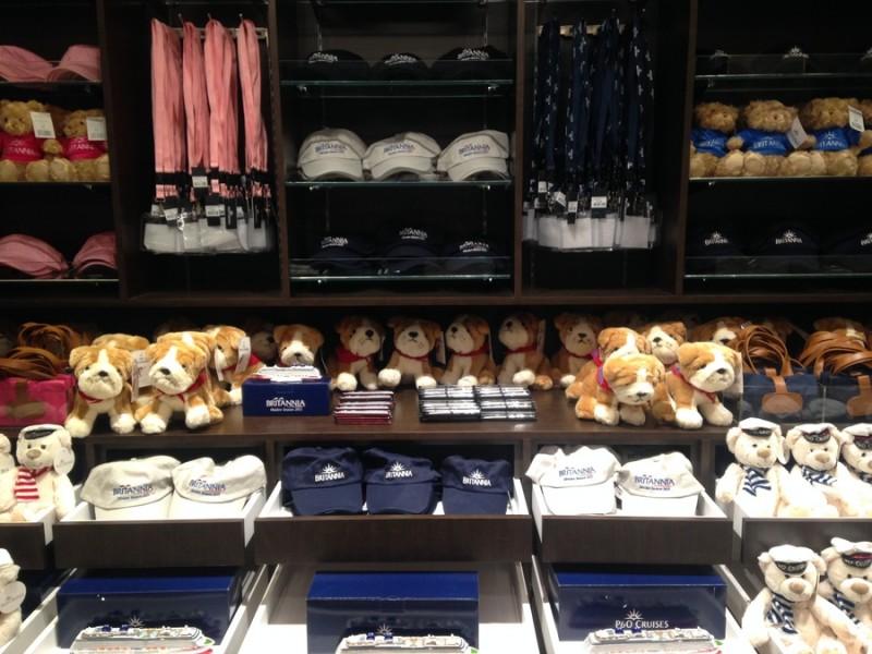 Shops on Britannia