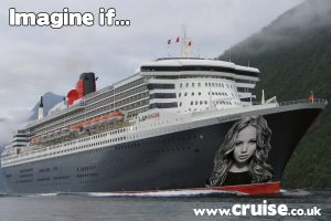 What if Jennifer lawrence was a cruise ship godmother