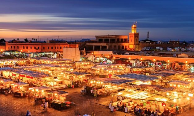 48 Hours In Marrakesh, The Pearl of Morocco
