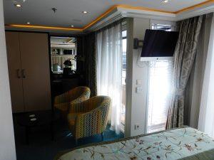 TV in rooms
