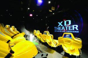 MSC 4D Cinema