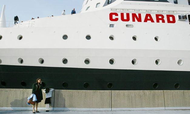 Cunard's Cruise Plans For 2016