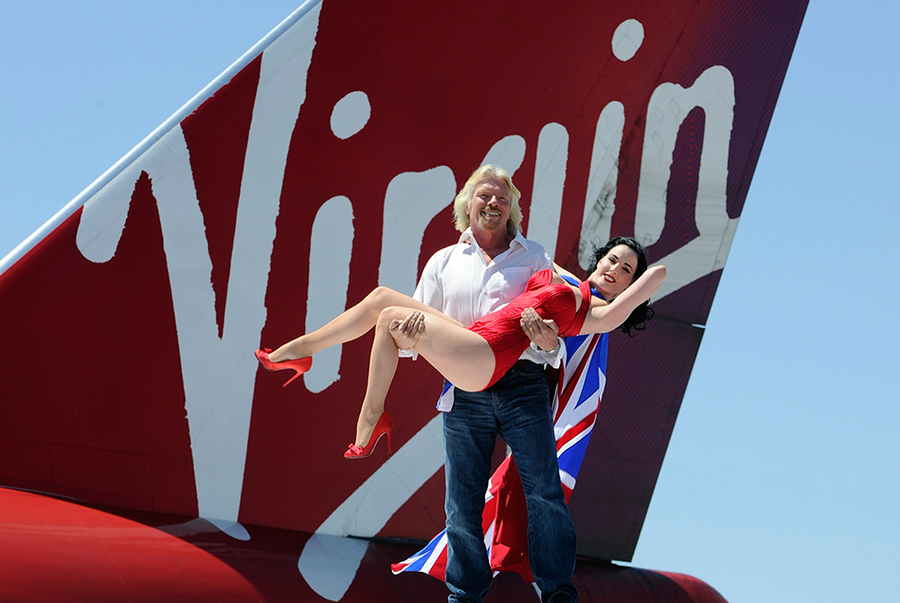 Branson Only 'Weeks' Away From Changing Cruising Forever