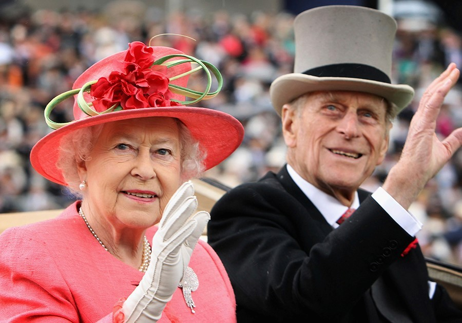 Watch the Queen Name Britannia Live HERE!