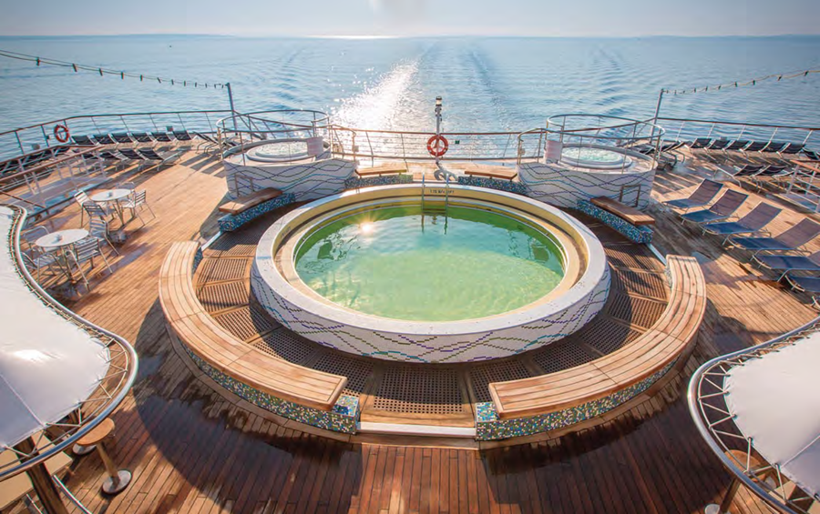 magellan outdoor pool