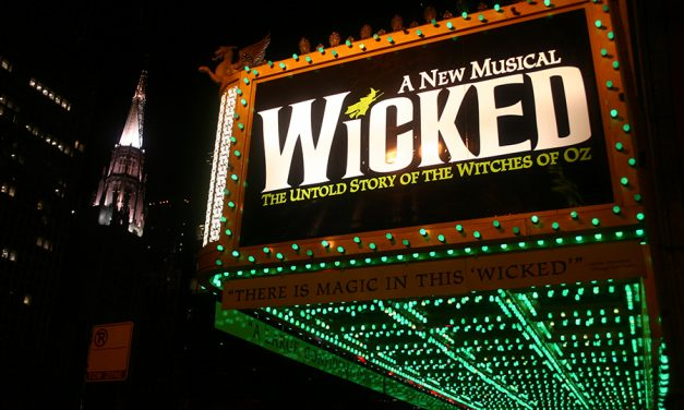 "Princess Cruises' New Entertainment Is ""Wicked"""