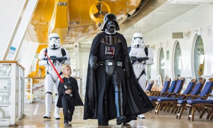 Disney Cruises Now Feature the Millennium Falcon and Disney Infinity!