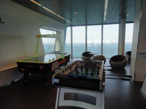 SeaPlex Game room
