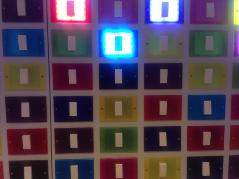 Inspirational light switches