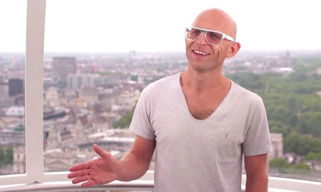 Exclusive Interview with Jason Bradbury on Anthem Of The Seas