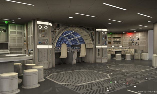 Star Wars Fans Outrage over Disney Cruises' Millennium Falcon