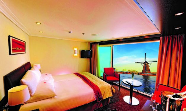 Avalon Waterways 'Feng Shui' Their Cabins