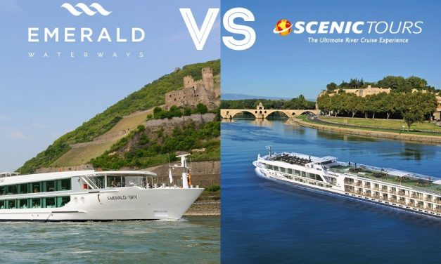 Scenic Vs Emerald: Battle of the River Ships