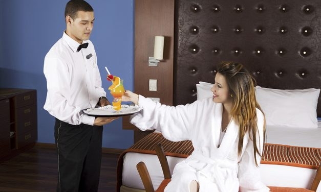 Carnival Adds Charges To Room Service