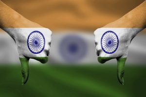 India Under The Thumb