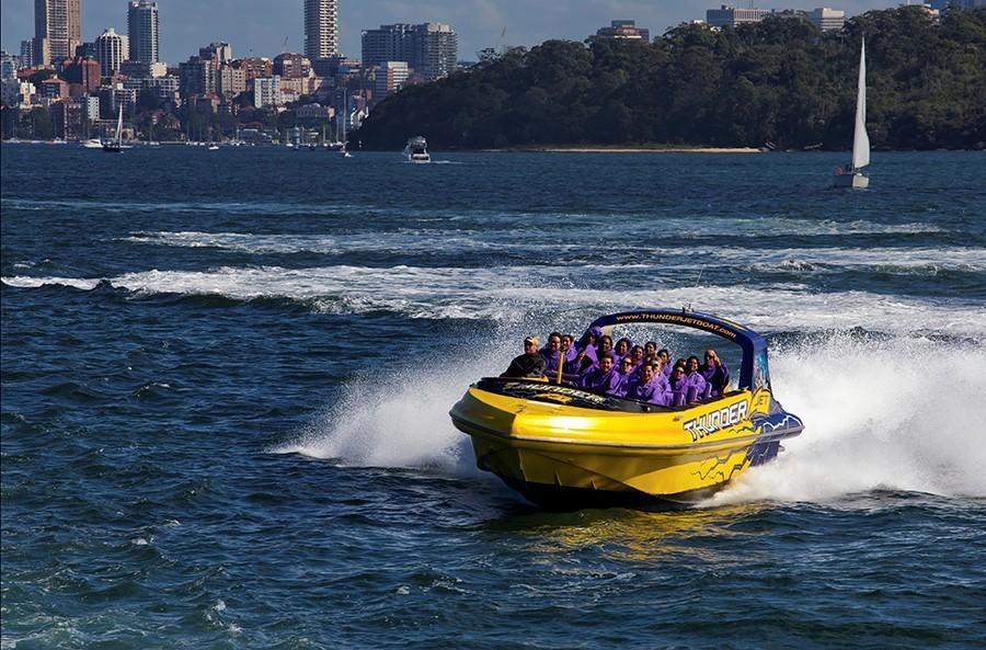 speed boat australia