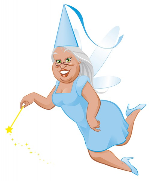 fairy godmother disney