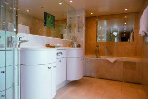 Astor bathrooms