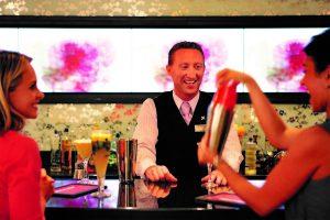Cocktails on Celebrity