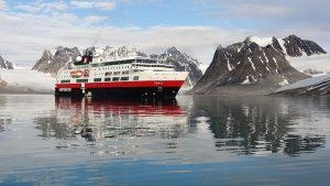 adventure on Hurtigruten
