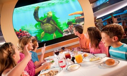 4 Of The Most Magical (Wackiest) Restaurants At Sea