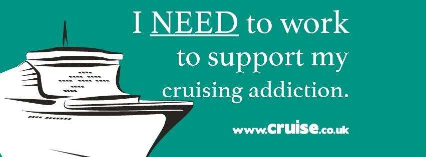 I need to work to support my cruising addiction