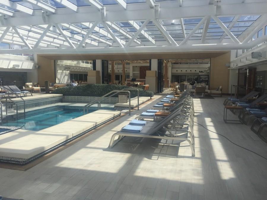 Viking Star Indoor pool