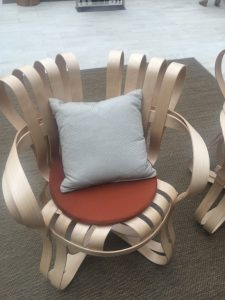 Ikea cruise ship chair