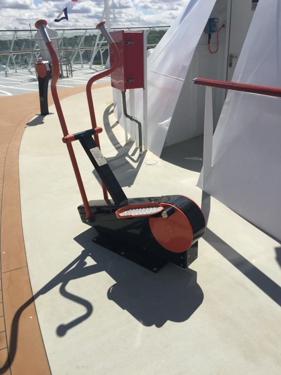 Viking Star outdoors gym