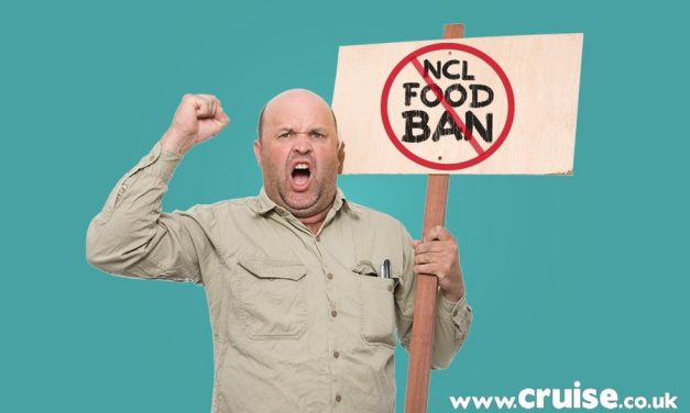 NCL Forced To Back Down On Food Ban