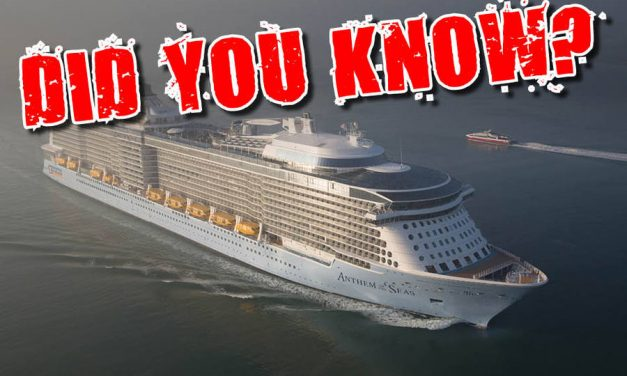 18 Cruise Facts That Will Seriously Impress Your Mates