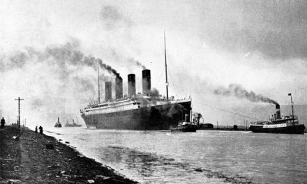 How Much Would You Pay For A Piece Of The Titanic?