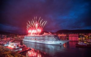 Viking Star Christening