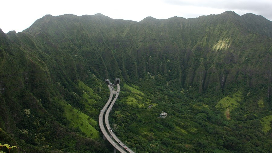This Amazing View Of Hawaii Is Completely Illegal