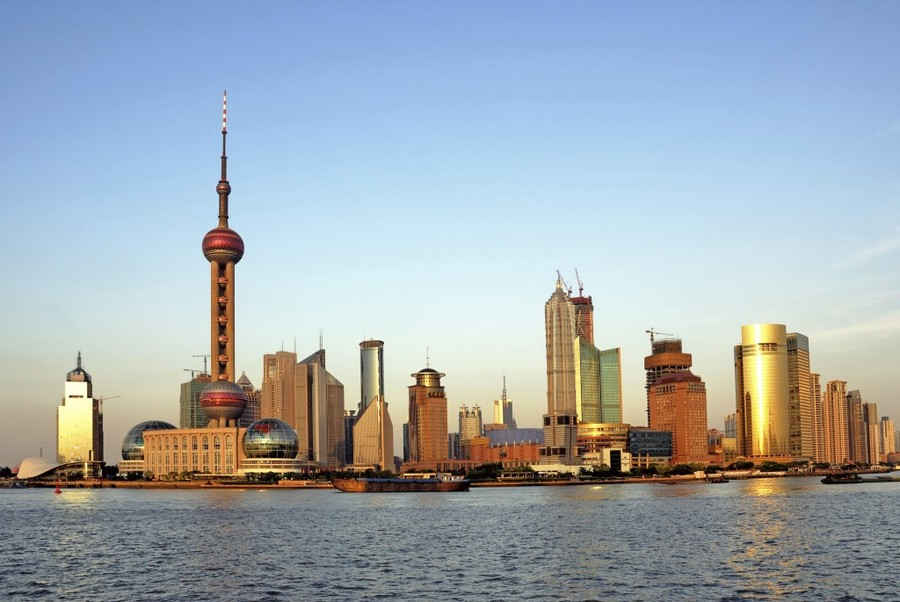 China Steals All The Best Cruise Ships