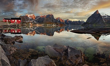 Norway's Beautiful Fjords To Become An Explosive Building Site!