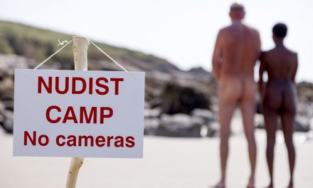 Nudist Cruises Grow in Popularity