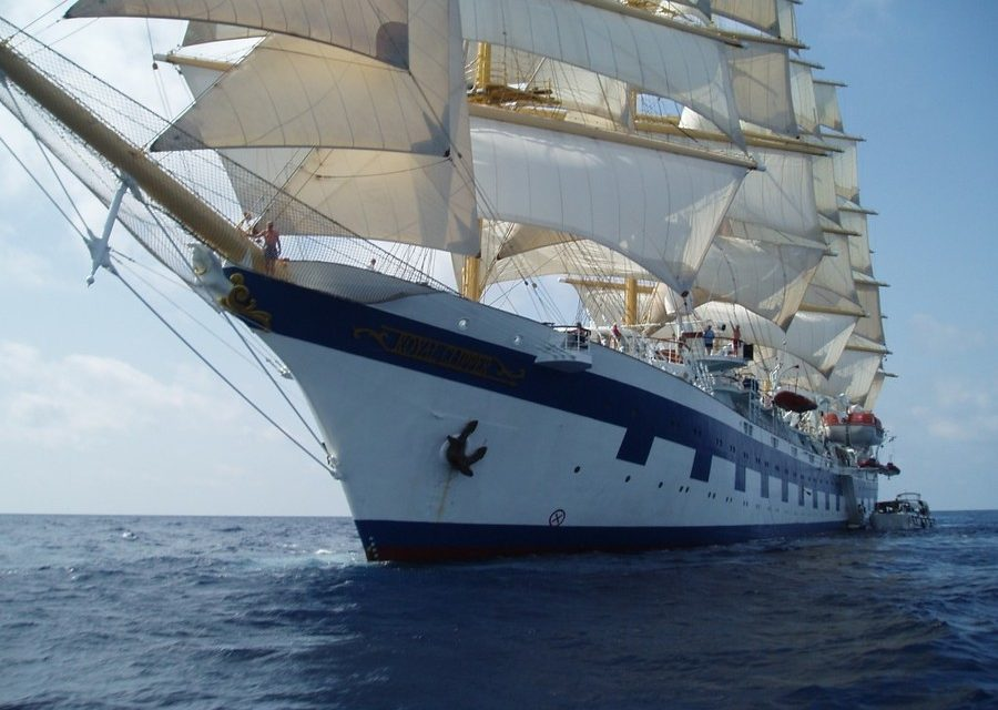 Star Clippers To Add World's Biggest Square Rigger to Fleet