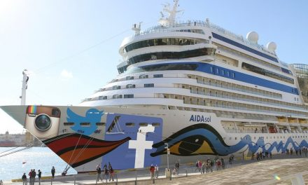 AIDA Cruises First To Offer Unlimited Facebook At Sea