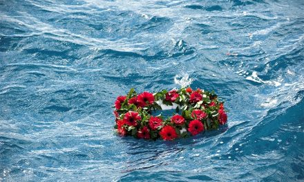 Burials At Sea On The Rise
