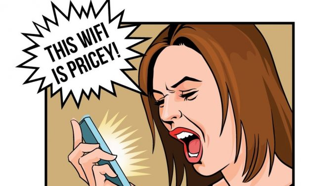 End To Rip Off Internet Charges As Wi-Fi Made Free
