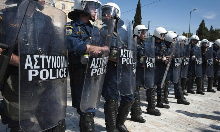 British Holidaymakers In Greece Need Rescue From Riots