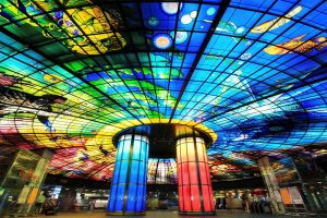The Dome of Light at Formosa Boulevard, Kaohsiung