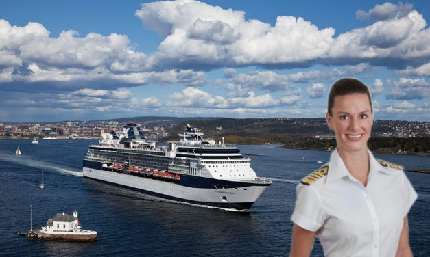Celebrity Cruises Welcomes Industry's First American Female Captain