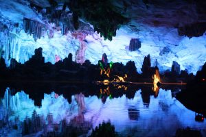 reed flute cave flooded