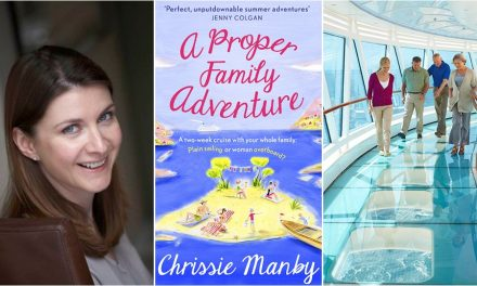 This Summers 'Must Have' Cruise Read For Relaxing By The Pool