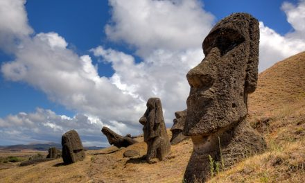 Did You Know: The Famous Easter Island Heads Also Have BODIES!
