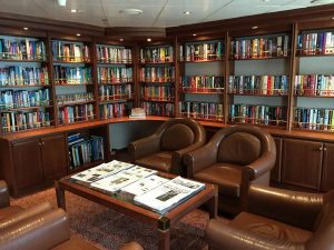 silversea library