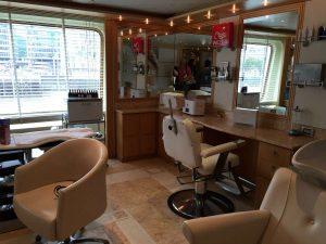 silversea salon