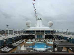 pool and deck on azamara